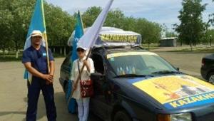 Марш мира и согласия в гостях у измаильчан
