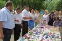 На Длинном бульваре измаильчан встречала выставка-ярмарка