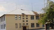 Село Плавни справляется с последствиями стихии