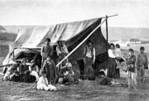 Стихийное бедствие юга Бессарабии