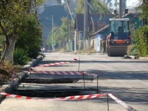 Новые дороги в Рени: одна беда отремонтировала другую…