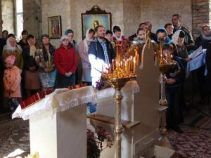 Церковь села Каланчак отпраздновала своё 120-летие