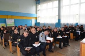 Полицейские подвели итоги работы за девять месяцев
