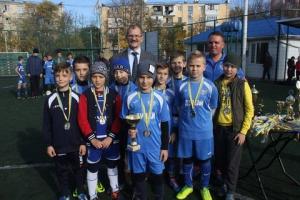 Детско-юношеская Бессарабская лига футбола подвела итоги осеннего первенства