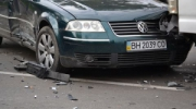 Невежливость водителя Шевроле Авео спровоцировала тройное ДТП в центре города