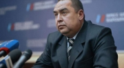 СМИ: Плотницкий покинул Луганск вместе со своими подчиненными