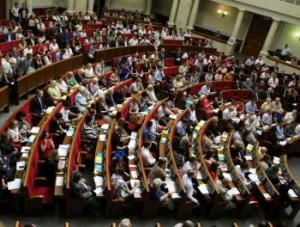 Парламент пролонгировал на год таможенный эксперимент для ремонта дорог