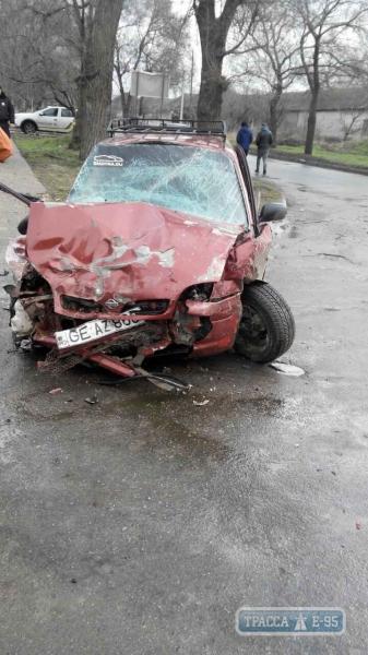 Пьяный водитель совершил крупное ДТП в Болграде, есть пострадавшие