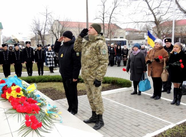 Измаильчане почтили память погибших героев