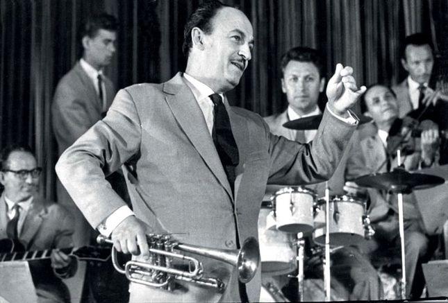 В Измаиле был легендарный оркестр Эдди Рознера!