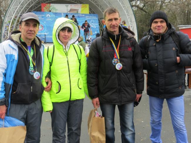 """9-й одесский международный марафон """"Самопревосхождение"""""""