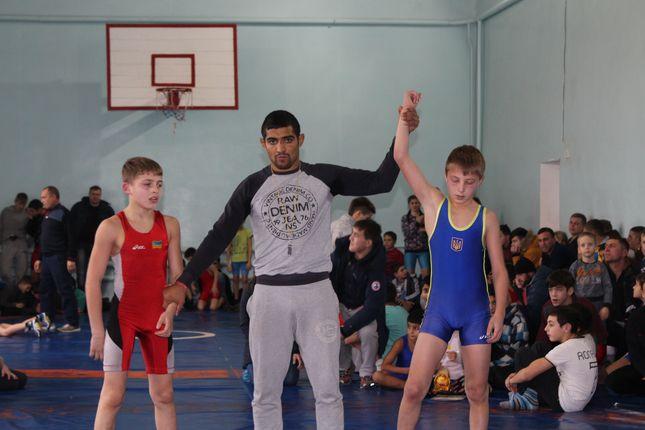 График соревнований для борцов украинского Придунавья обещает быть насыщенным