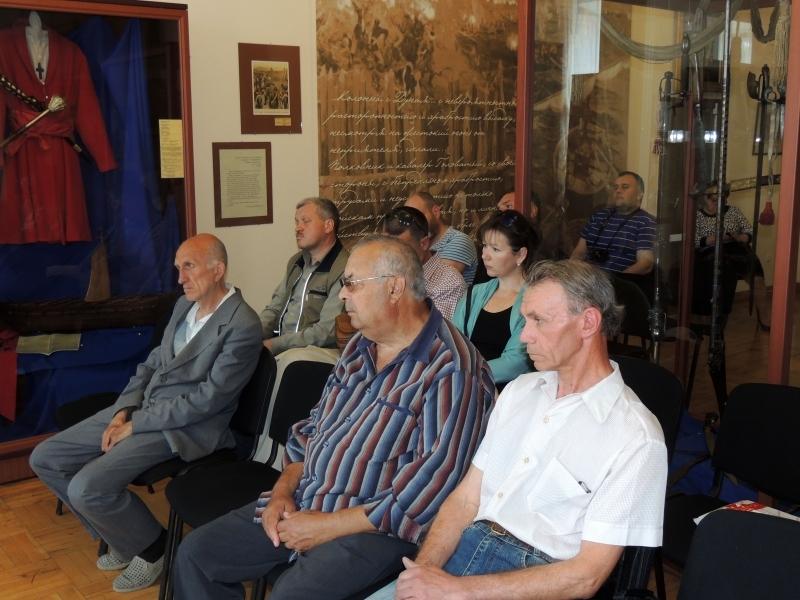 О последних защитниках Севастополя и военной медицине