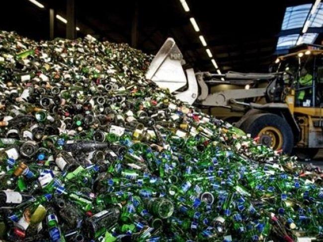 В Украине никто не занимается вопросом переработки отходов