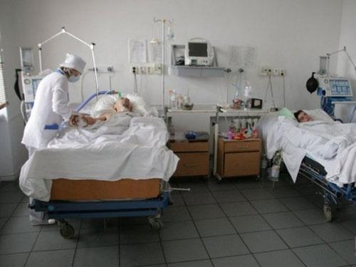 Украина на втором месте в Европе по количеству смертей от рака