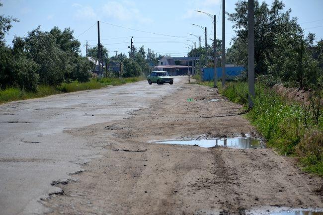 Приморское: село у воды ждёт туристов и … милости от областных чиновников