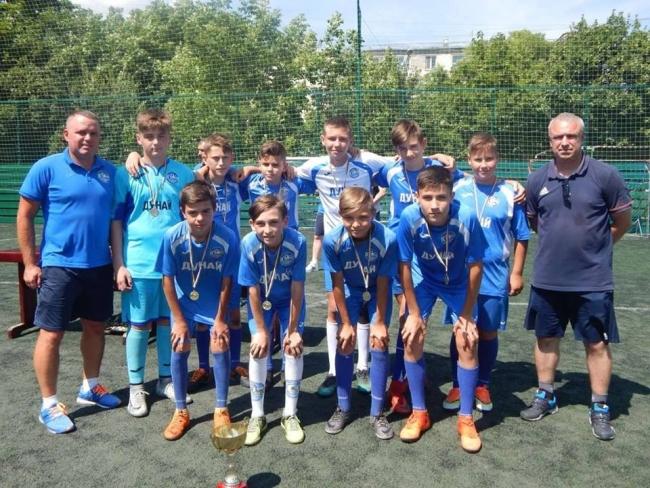 Детско-юношеская лига Бессарабии назвала своих победителей