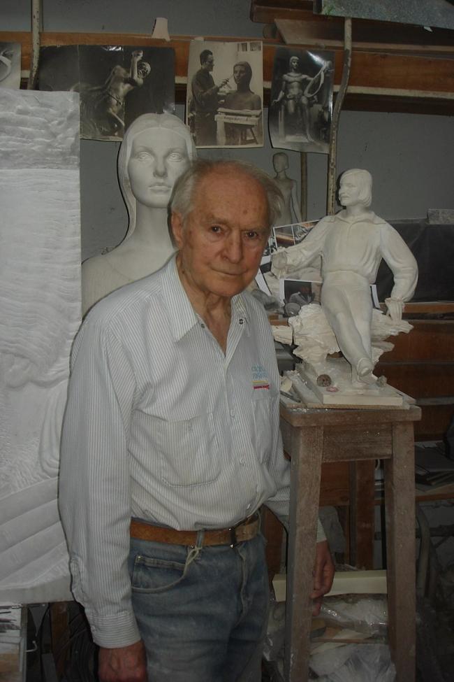 Имя в искусстве. Скульптурные жемчужины Бориса Довганя
