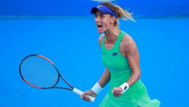 Цуренко победила россиянку и вышла в четвертьфинал турнира серии WTA