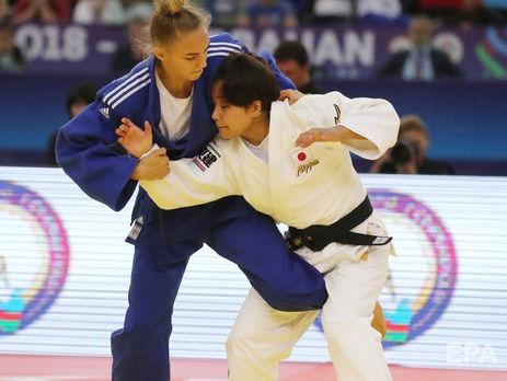 Украинка Белодед стала самой молодой в истории чемпионкой мира по дзюдоl