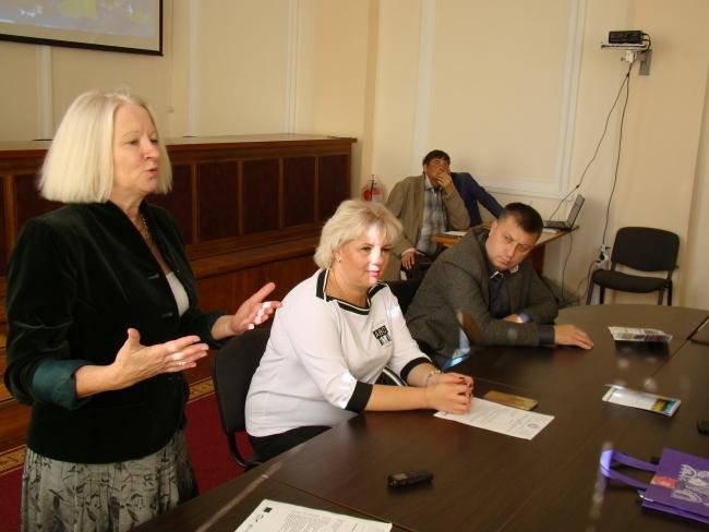 В Рени общественники и местные органы власти провели семинар в рамках проекта Евросоюза «Чистый город»