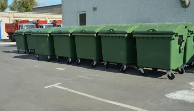Ренийский горсовет получил европейский грант на приобретение 90 мусорных контейнеров