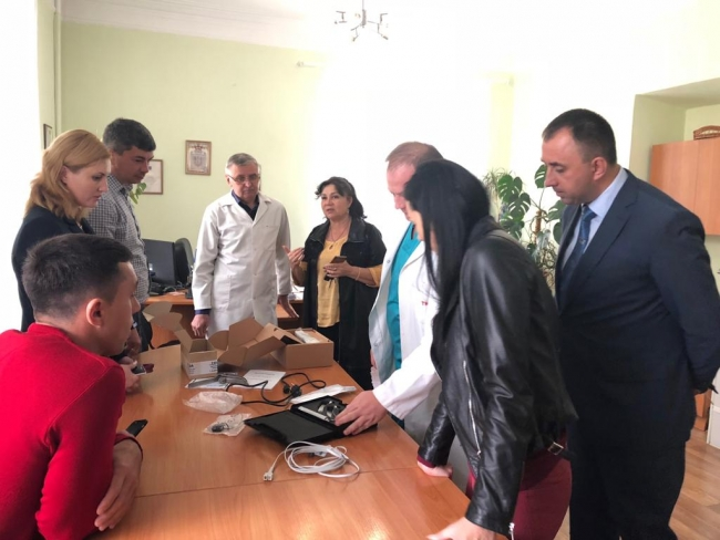 Rotary Club Izmail первые шаги направил на помощь детям