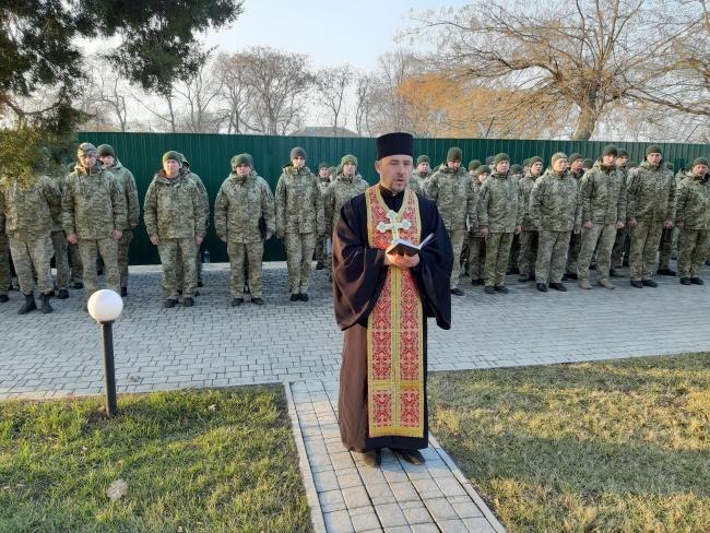 Пограничники Измаильского отряда почтили память Героя Украины Вячеслава Семенова