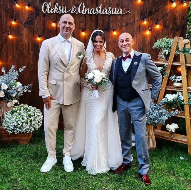 Потап и Настя Каменских поженились: фото и видео со свадьбы