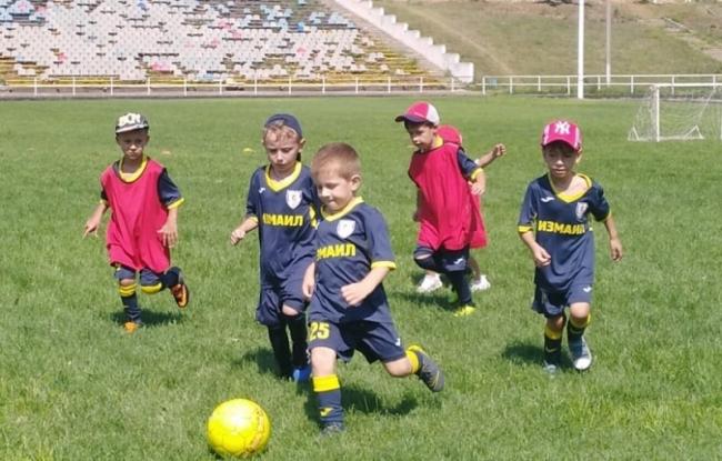 """""""Football Kids"""" - футбол для малышей"""