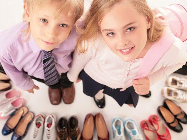 Как выбрать обувь для школьника. Советует педиатр