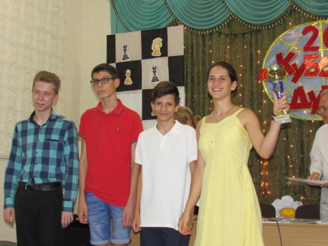"""Шахматный фестиваль """"Кубок Дуная"""" подвёл итоги"""