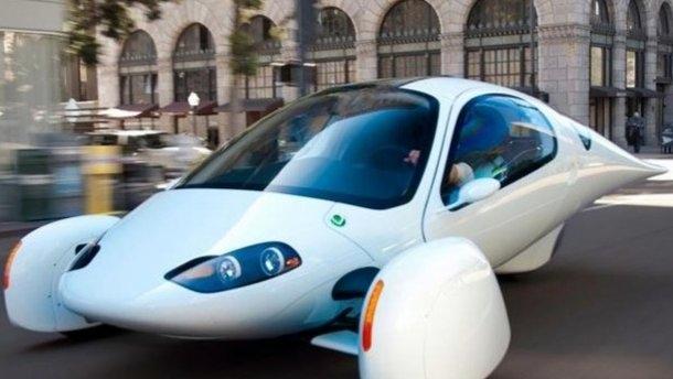 Создали трехколесный электромобиль, который не нужно заряжать