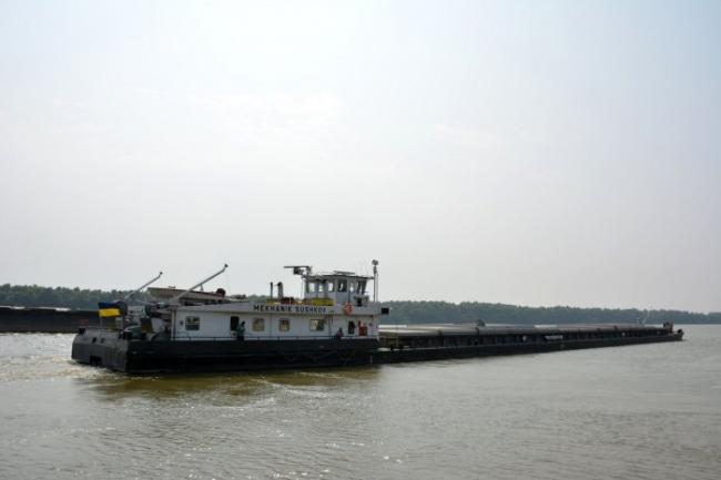 Закрытие навигации на Дунае сказывается на эффективности грузоперевозок