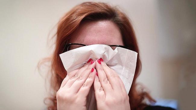 Сезон вирусных заболеваний начался