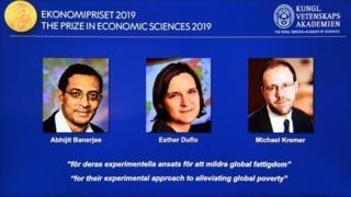 Нобелевская премия по экономике присуждена за экспериментальный подход к борьбе с бедностью
