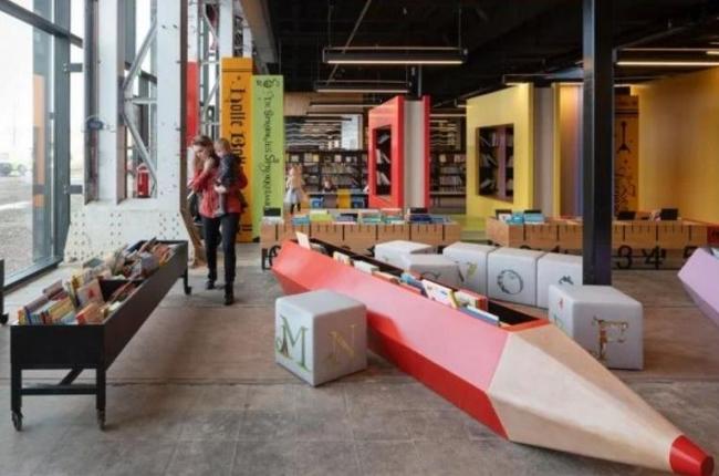 Библиотеку в Нидерландах назвали лучшим зданием 2019 года: в чем её особенность