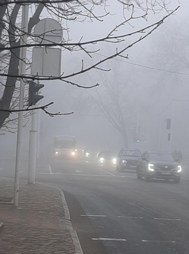 Опасен ли для здоровья туман?