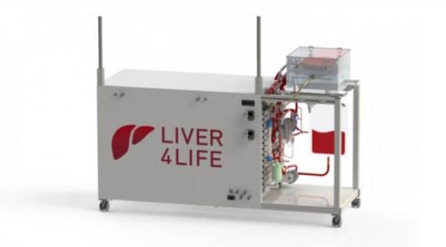 Создан аппарат, поддерживающий жизнедеятельность печени на протяжении недели вне человеческого тела
