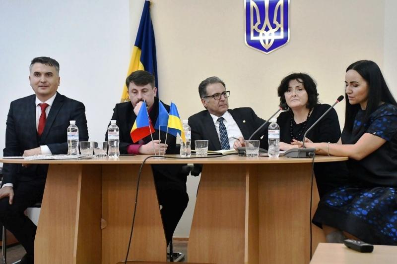 В ИГГУ побывал генсек Ассоциации европейских приграничных регионов