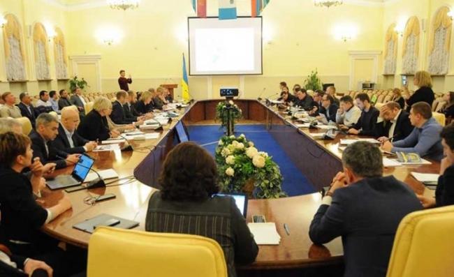 Болградские руководители органов местного самоуправления приняли участие в консультациях на уровне Минрегионразвития