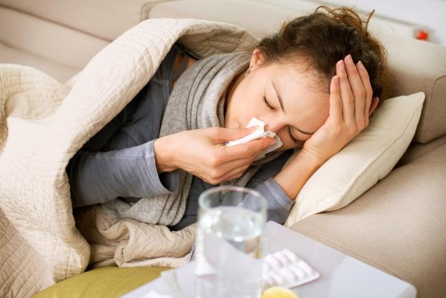 В Измаиле грипп