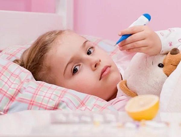 Как уберечь ребёнка от гриппа?
