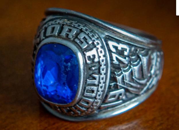 Потерянное американкой кольцо нашли в Финляндии через 47 лет