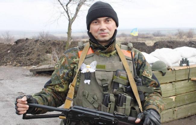 Память о погибшем Герое Украины капитане Вячеславе Семёнове жива