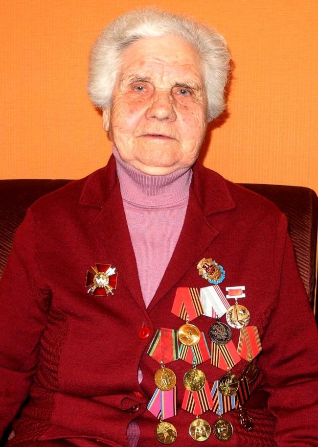 Мария Медведько. Метеоролог - на войне и в мирное время