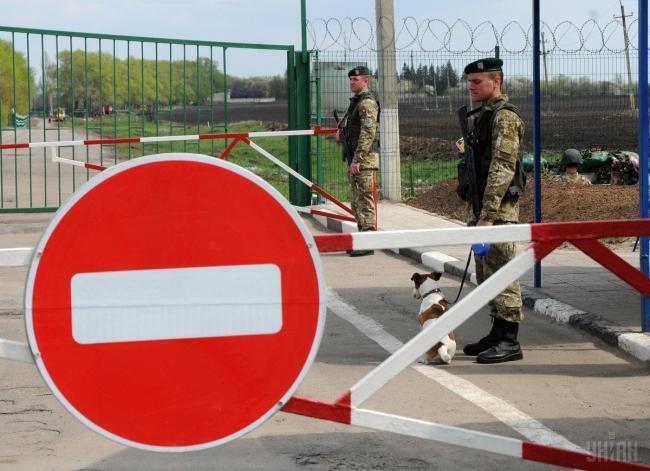 В Одесской области на границе задержан киевлянин, нарушивший самоизоляцию
