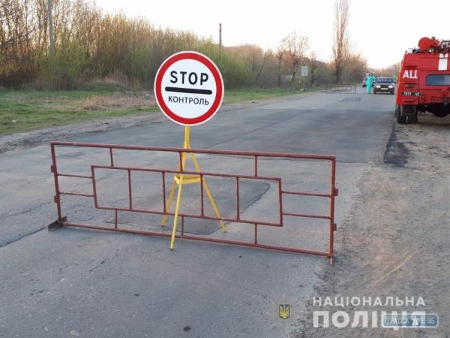 Подольск стал очередным городом в Одесской области, где устанавливаются карантинные посты