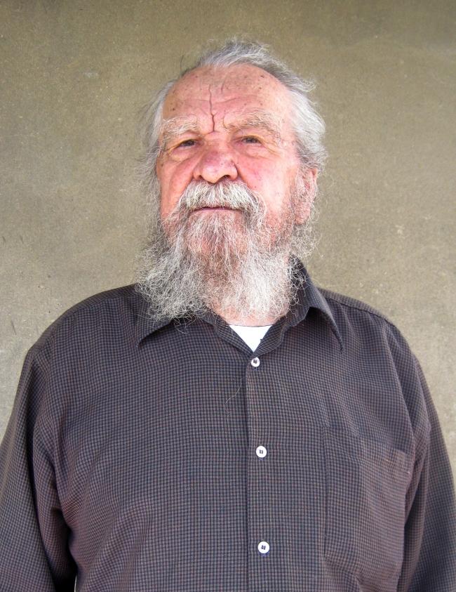 Михаил Сидорушкин. Автоматчик и электрик