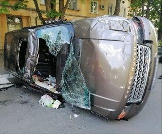 За прошедшие сутки в Измаиле произошло 5 ДТП. Есть пострадавшие